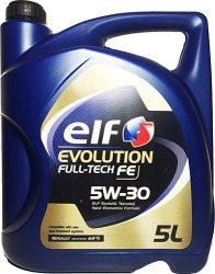 Elf Evolution Full-Tech FE 5W30 motorolaj 5 liter