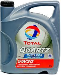 Total Quartz Ineo ECS 5W30 motorolaj 5 liter
